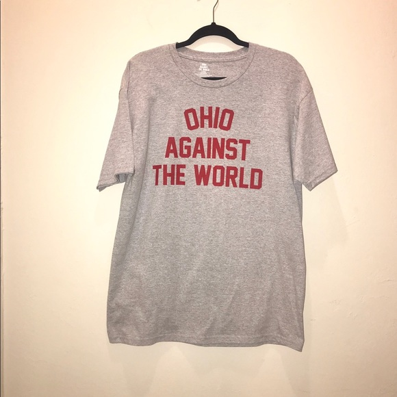ohio against the world Other - Ohio against the world graphic shirt. Size large